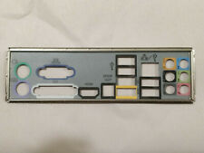 I/O Shield For GIGABYTE GA-MA78GPM-DS2H (May fit GA-MA78GM) Backplate