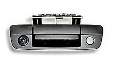 Dodge Ram Tailgate Handle Backup Camera, Replaces Factory, Textured Black