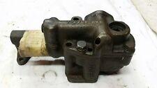 Pierce Arrow pump 702786 701896 water? Oil? Fuel?