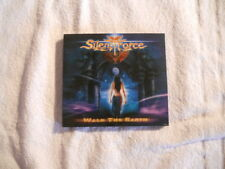 """Silent Force """"Walk the Earth"""" 2007 cd AFM Records New Digipack"""