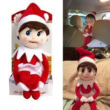 Elf on The Shelf Plush Dolls Girl Kid Figure Christmas Toy Xmas Gift Decor