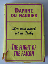 The Flight of the Falcon by Daphne Du Maurier 1965, UK First Edition