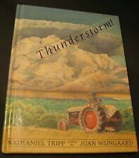 Thunderstorm by Tripp, Nathaniel , Hardcover