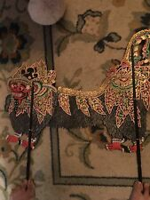 BALINESE SHADOW PUPPET WAYANG MADE IN INDONESIA