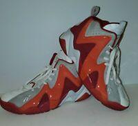 Reebok Kamikaze Ghost Of Christmas Past Basketball Shoes Sz 13 Shawn Kemp Sonics