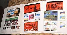 Tokelau Islands Collection Part 6 2004 - 2006 Mostly Mnh cv $95+ zz989