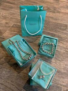 Tiffany HardWear Ball Bead Set (Earrings, Necklace and Bracelet)