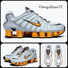 Nike SHOX TL, Sz UK 5.5, EU 38.5, US 6, AV3595-101, Off White - Orange Peel
