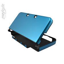 Alu Hardcase Schutzhülle Cover Bumper NEU&OVP HELLBLAU f Nintendo New 3DS