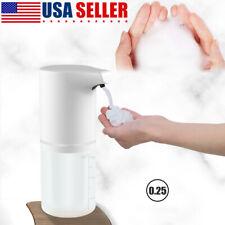 Touchless Automatic Foaming Soap Dispenser Smart Infrared Motion Sensor 350ML US