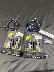 Bicycle Tektro 912a V-brake Cliper Front &  Rear Set For Bmx/ Freestyle Linear