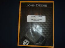 John Deere 544J Utility Wheel Loader Parts Manual Book Catalog Pc9339