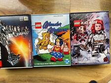 Lego SDCC 2020 77906 Wonder Woman 77904 Nebulon Frigate 77905 Taskmaster Set