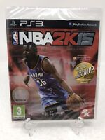 NBA 2K15 Game for Sony PS3 PlayStation 3 PAL New Sealed Basketball Sports