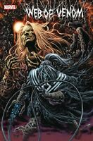 Web of Venom Wraith #1 Main + Ryp Variant NM Presale Ships 9/10/2020