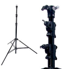 9ft Air Cushioned Heavy Duty Light Stand for Photo Studio Video Photography