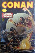 CONAN N.5 CORNO ANNO II N.5 IL MAGO E LA SPADA 1981 FUMETTO MARVEL