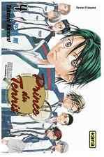 Manga Prince du Tennis tome 4 Shonen Takeshi Konomi Kana Tie Break Roland Garros