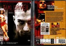 TAXI DRIVER Robert De Niro Cybill Shepherd Jodie Foster NEW DVD R18+
