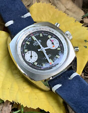 Orologio Watch Arsa Chronograph Valjoux 7733 Top Condition Swiss Made