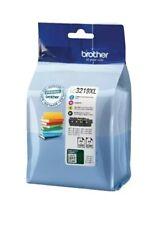 Genuine Original Brother LC3219XL Multipack C/M/Y/BK  Ink Cartridges exp 04/2024