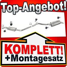 Auspuff VW TRANSPORTER T4 IV 1.9 TD & 2.4D & 2.5 TDI LWB 96-03 Auspuffanlage 864