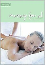 MASSAGE FOR ALL NEW DVD