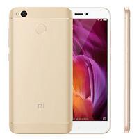 """5"""" Xiaomi Redmi 4X 32+3GB Snapdragon 4G LTE Smartphone 13MP 2SIM 4100mAh 8-Core"""