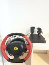 Thrustmaster Ferrari 458 Spider Steering Racing Wheel & Pedals Xbox One