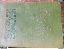 Lewis Carroll ADVENTURES de Arthur Rackham ALICE IN WONDERLAND Easton