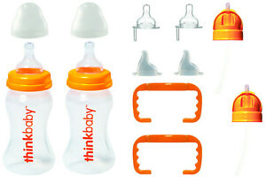 Thinkbaby All-In-One Baby Care Set, 10 pcs, fits newborn - 4 yrs