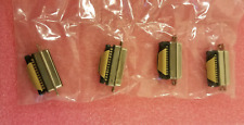 IDEC JF3P-253 Crimp Socket Connector Adapter for Flat Ribbon Cable - Qty (4) NEW