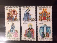 VATICANO SG 900/905 MNH Set
