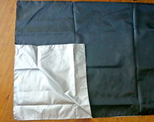 Dark Cloth Focusing Hood Silver Black 4x5 5x7 for Linhof Sinar TOYO Large Format