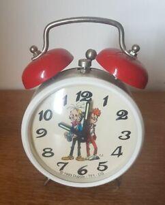 Alarm Mechanical Spirou And Fantasio, 1993, Dupuis, TF1