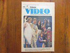 1984 The News Tribune(Ma)Video TV Mag(THE COMEDY ZONE/MARK LINN-BAKER/BOB GUNTON