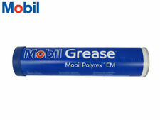 MOBIL Polyrex EM Electric Motor Bearing Grease, Blue, 13.7 oz Tube, Made in USA
