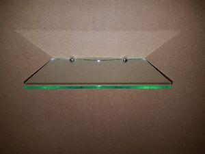 SKY Q MINI BOX SHELF VIRGIN V6 BOX SHELF BT TV BOX GLASS LOOK BLACK WHITE CLEAR