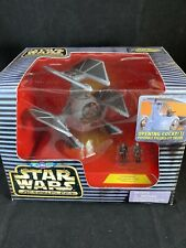 Galoob Star Wars Micro Machines Action Fleet Tie Defender  - Rare 1997 R2