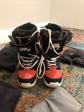 New listing THIRTYTWO LASHED CRAB GRAB SNOWBOARD BOOTS  SIZE 9