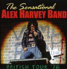 ALEX BAND HARVEY - BRITISH TOUR 1976  CD NEUF