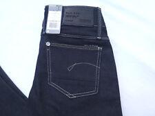 G-star Raw Women Jeans Size 26 = 26x32  Denim  Dark Lynn Skinny Comfort Legend