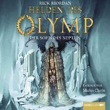 RICK RIORDAN - HELDEN DES OLYMP: DER SOHN DE 6 CD HÖRBUCH FANTASY NEU