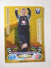 Match Attax 2011/12 - Golden Moments - Paul Robinson of Tottenham Hotspur