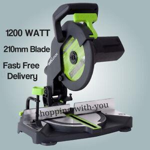 New Evolution Multipurpose Compound Mitre Straight Chop Saw Cut Wood Metal Blade