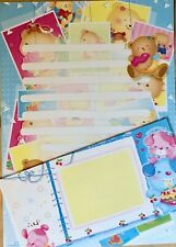 Love Gift Letter Set - Cute Thai Stationery - Kawaii writing paper envelope