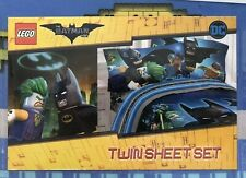 LEGO Batman No Way Brozay Sheet Set Twin New