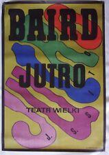 Polish poster by JAN MLODZENIEC Authentique d'époque 2/2