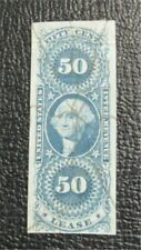 nystamps US Stamp # R57a Used $35