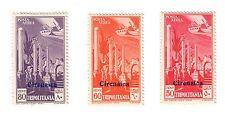 cirenaica francobolli di posta aerea s.23 1932 linguellati fra.741